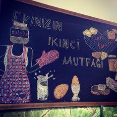 Evinizin ikinci mutfağı #Kaserol sizleri kahvaltıya da bekliyor! #Nutella annenin sizlere sürprizleri var.