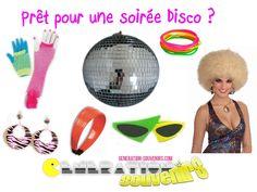 Vous organiser une soirée rétro / disco ? Retrouvez-nous sur : www.generation-souvenirs.com