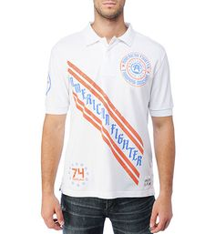 Men's Tops | American Fighter American Fighter, Polo Ralph Lauren, Polo Shirt, Mens Tops, Shirts, Fashion, Moda, Polos, Fashion Styles