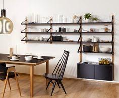 archiproducts - LINK shelf, Tapio Anttila by Nurmela, is. Scandinavian Interior, Scandinavian Style, Best Interior, Interior Design, Design Interiors, Nordic Furniture, Furniture Manufacturers, Design Awards, Home Decor Styles