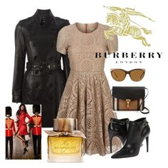 """""""Feel the Love for Burberry!"""" by brandonandrews500 ❤ liked on Polyvore featuring Mode und Burberry"""