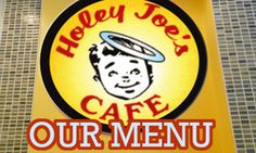 Holey Joe's Donuts, they make them to order