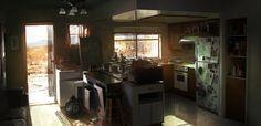 ArtStation - Kitchen, Jonas De Ro