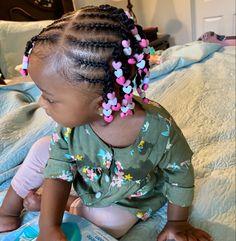 Black Baby Girl Hairstyles, Toddler Braided Hairstyles, Toddler Braids, Kids Braided Hairstyles, Braids For Kids, Girls Braids, Cute Hairstyles, Aria Hair, Boss Wallpaper