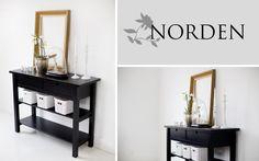 HOUSE OF SVEA: Ikea norden sideboard