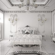 Avangarde Hotel Room by Unal Aykiz, via Behance