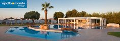 Geraniotis Beach med All Inclusive. All Inclusive, Mansions, House Styles, Beach, Outdoor Decor, Home Decor, Summer 2016, Crete, Mansion Houses