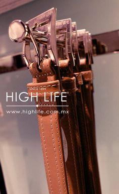 Logra que tu estilo perdure haciendo de tus prendas sean sinónimo de tu excelencia. #HighLife