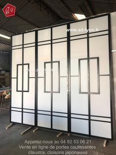 Grand Hall, Decorative Panels, Dimensions, Divider, Contemporary, Room, Furniture, Home Decor, Unique Doors