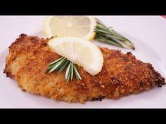 Crispy Lemon Garlic & Rosemary Chicken Recipe: Oven Baked! Diane Kometa-Dishin' With Di Recipe #103 - YouTube