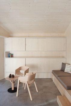 Atelier Klánovice,Courtesy of Prodesi