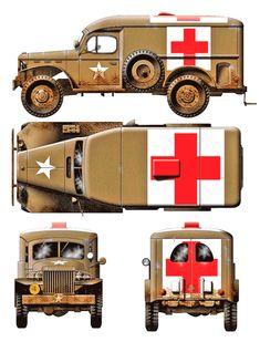 Dodge Vehicles, Army Vehicles, Armored Vehicles, Dodge Wagon, Dodge Power Wagon, Mercedes Truck, Engin, Ww2 Tanks, Emergency Vehicles