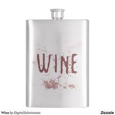 Wine Flask #WineFlask