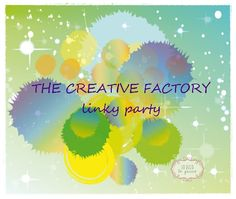Linky Party #handmadeeaster #thecreativefactory