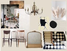 French Chic, Mirror, Furniture, Design, Home Decor, Decoration Home, Room Decor, Mirrors