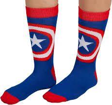 Medias, Socks, Captain America