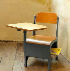 American school desk