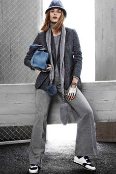 Max Mara défilé croisière 2015 #mode #couture