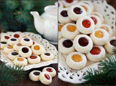 печенье Raw Food Recipes, Cookie Recipes, Thumbprint Cookies, Cookie Bars, High Tea, Mini Cupcakes, Drinking Tea, Biscotti, Gingerbread Cookies