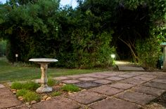 Courtyard in Winter at Dune Ridge Country House, St Francis Bay. www.duneridgestfrancis.co.za