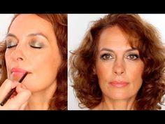 Evening Makeup For Mature Skin