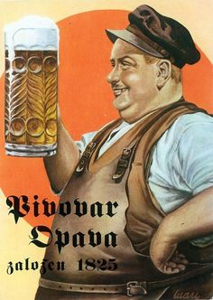 (lots of) Vintage Advertising Posters of Beer From Around The World