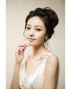 korean wedding hairstyle 2014 - Google Search