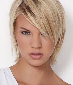 New Trendy Short Haircuts for Women 2013 - New Hairstyles, Haircuts & Hair Color Ideas-** Love the color!