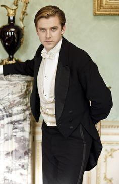 Downton Abbey. Dan Stevens as Matthew Crawley in Seasons 1-3