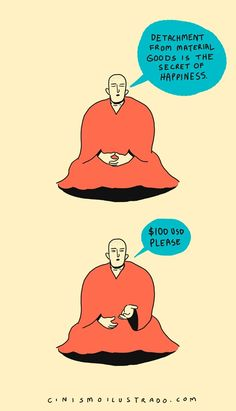 The acid humor of Mexican illustrator Eduardo Salles