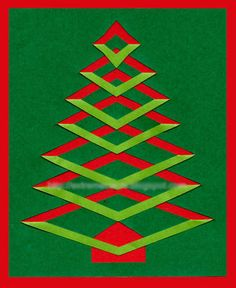 Incire Christmas Tree - PAPER CRAFTS, SCRAPBOOKING & ATCs (ARTIST TRADING CARDS)