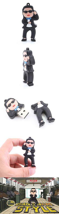 PSY - Gangnam Style USB Drive http://www.stgift.net/