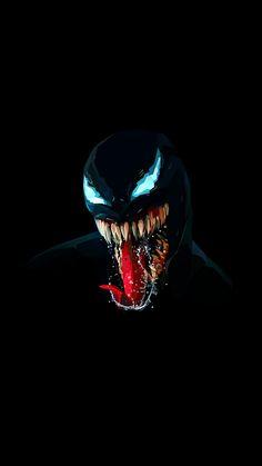 spiderman venom wallpaper inspirational pin by edward luistro on wallpaper in 2019 of spiderman venom wallpaper Venom Comics, Marvel Venom, Marvel Art, Marvel Heroes, Venom Wallpaper, Deadpool Wallpaper, Avengers Wallpaper, Black Wallpaper, New Venom