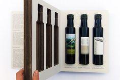 La bible de l'huile d'olive par Junko Kirimoto / Italie . Packaging . Alimentaire / étapes: design & culture visuelle
