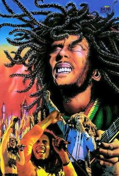 *Bob Marley* More fantastic collages, pictures and videos of *Bob Marley* on…