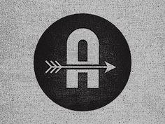 Archers Logo by Glenn Thomas