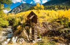 Jason and I finally conquered the Old Crystal Mill in Colorado !!! ‹ Beautiful Day Photography
