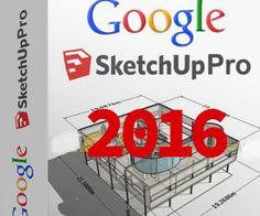 Google Sketchup Pro 2016 Crack 100% Working License Key Serial