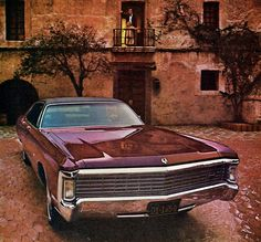 1970 Imperial 4-Door Hardtop