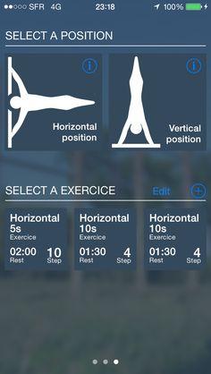 U-StanD - #Workout #Body #Control