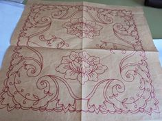 Risultati immagini per bordado richelieu picasa Tambour Embroidery, Embroidery Motifs, Rose Embroidery, Machine Embroidery Designs, Marble Art, Lace Doilies, Lace Patterns, Cutwork, Crochet Motif