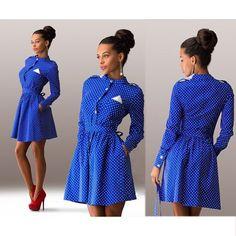 Мини платье 2015 новые женщины горячей женский dot украшения длинными рукавами тонкие модели тонкий сексуальный свободного покроя стиль три цвета футболка платье 1203B купить на AliExpress
