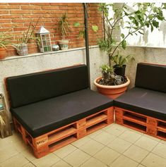 contemporary pallet furniture