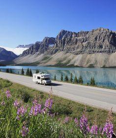 AUF DEN SPUREN VON BÄREN UND INDIANERN Mit dem Wohnmobil durch Kanada