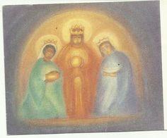 La Adoración de los reyes.  Enviada por Wolfgang Felske de Alemania.