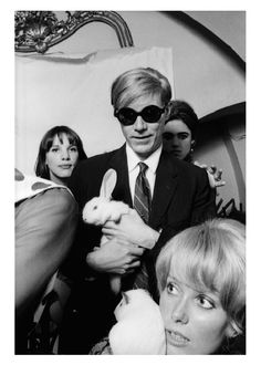 Warhol, Deneuve, Sedgwick and ? by Jean-Jacques Bugat