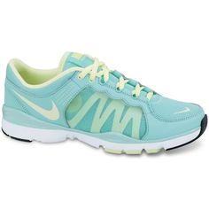 Nike Flex Trainer 2 Sneakers ($78) ❤ liked on Polyvore