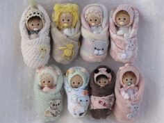 Newborn Bebes~ by ElfinHugs, via Flickr