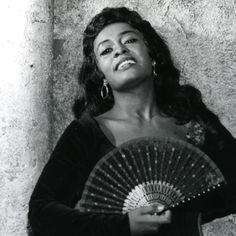 Shirley Verrett Carmen