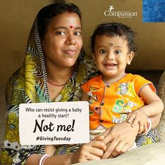 Give Babies a Strong Start on #GivingTuesday